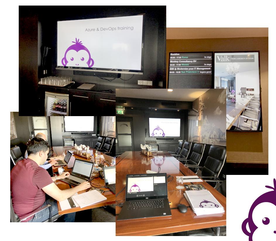 Azure DevOps training - 6 en 7 juni 2019